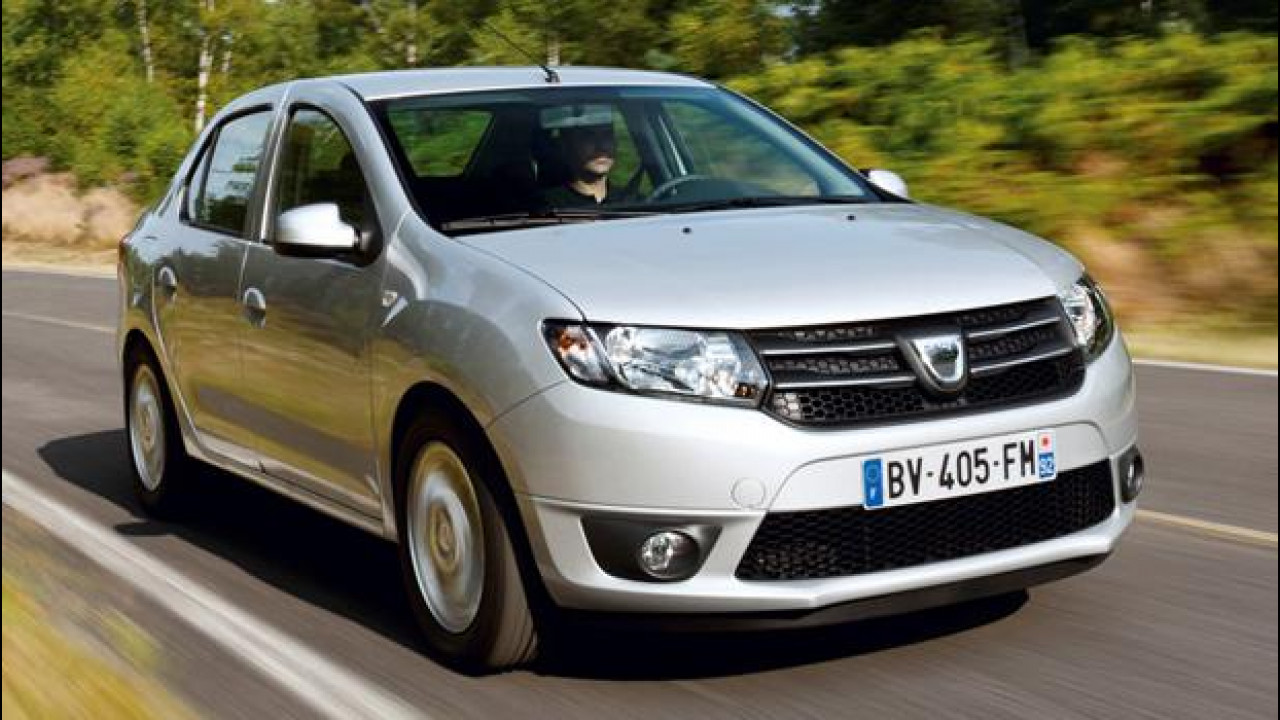 [Copertina] - Nuova Dacia Logan