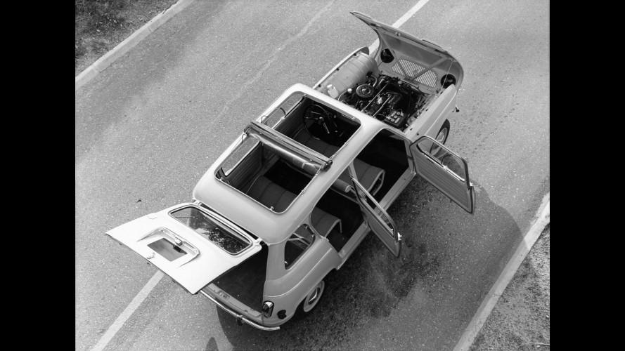 Renault 4 e Citroen 2 CV usate, francesi per l'estate