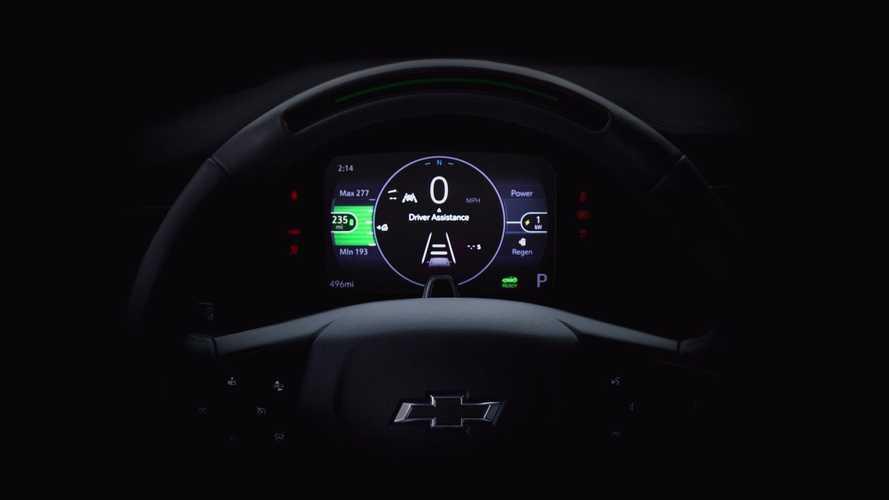 Кроссовер Chevrolet Bolt получит увеличенную батарею