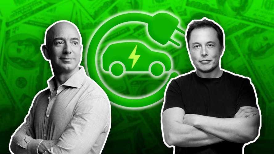 Musk / Bezos - La course au plus riche... et à la voiture électrique !