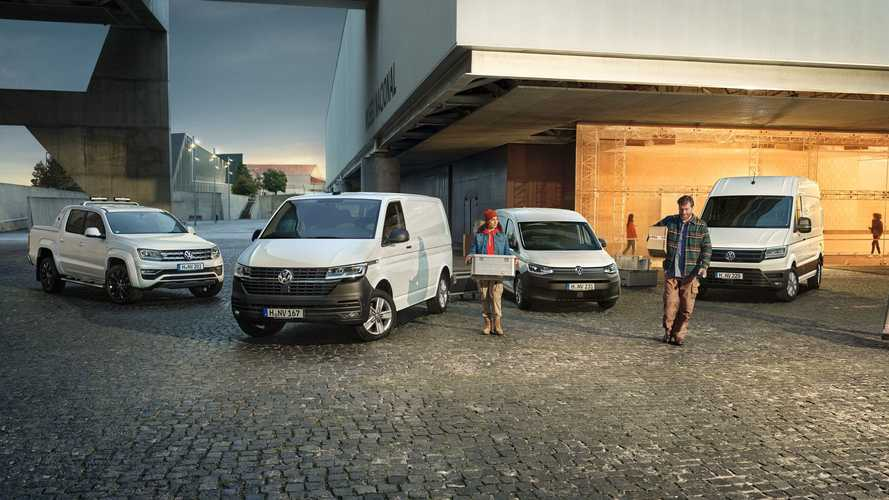 In 2020, Volkswagen Commercial Vehicles More Than Doubled EV Sales