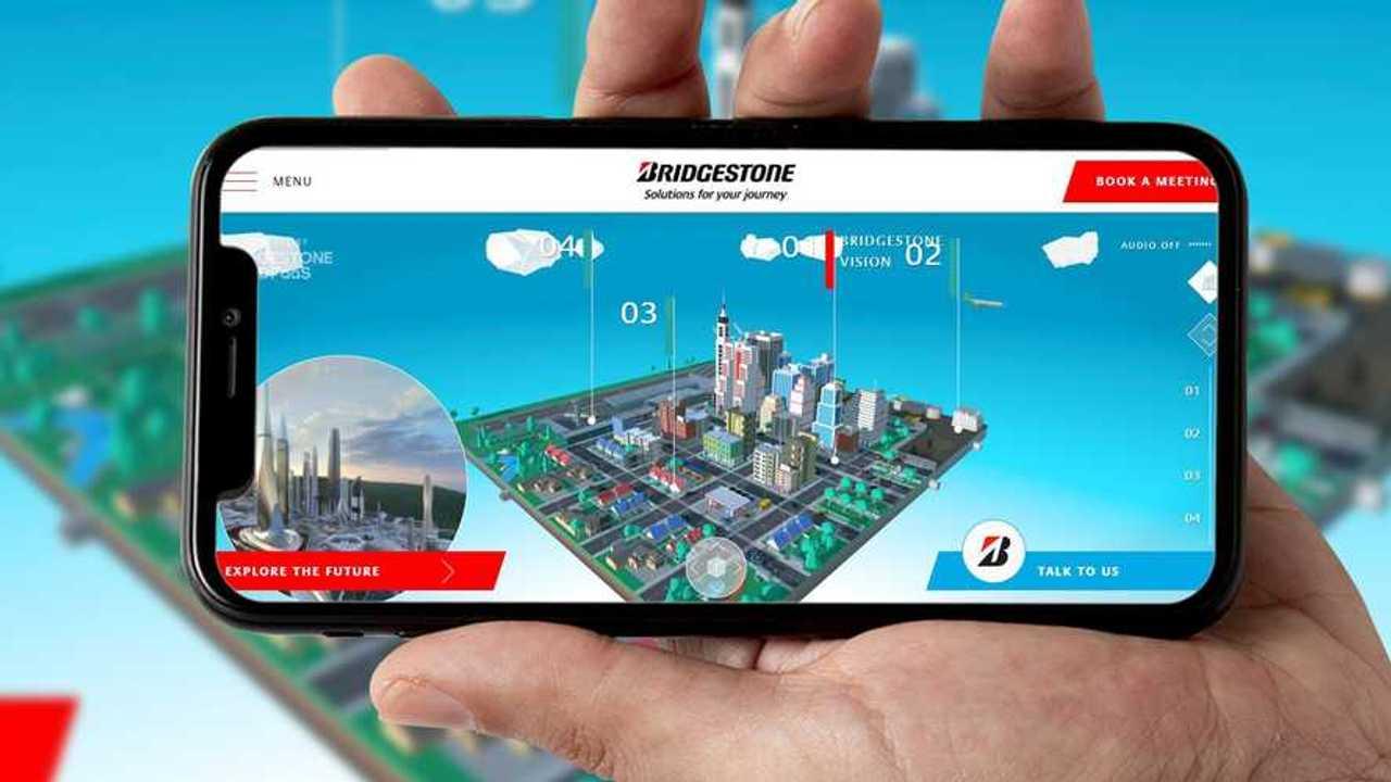 Bridgestone al CES 2021