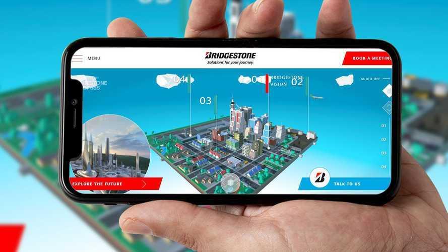 """Bridgestone oltre le gomme con Bridgestone World, la """"città interattiva"""""""