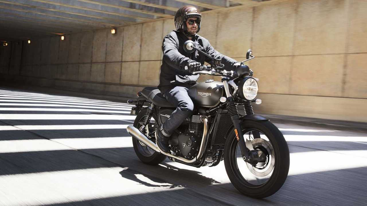 Triumph Riding Essentials Collection