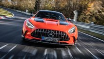 Mercedes-AMG GT Black Series record  Nürburgring