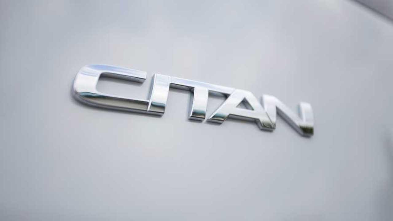 Тизер нового Mercedes-Benz Citan