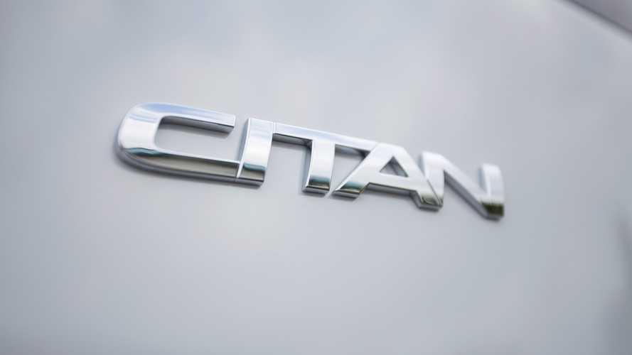 Mercedes-Benz показал первый тизер нового Citan