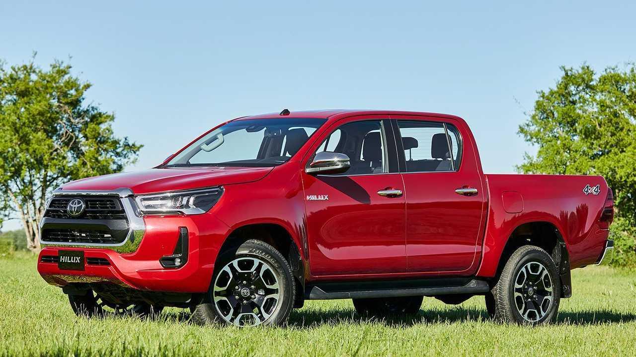 Toyota Hilux 2021 (Brasil)