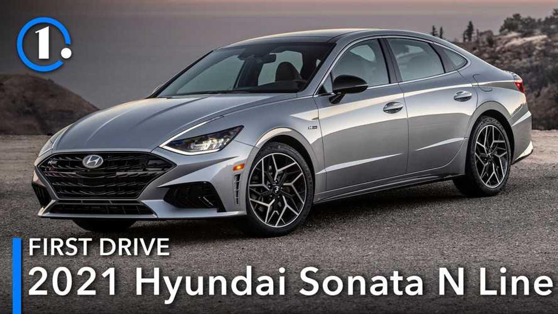 2021 Hyundai Sonata N Line First Drive: Simply The Best