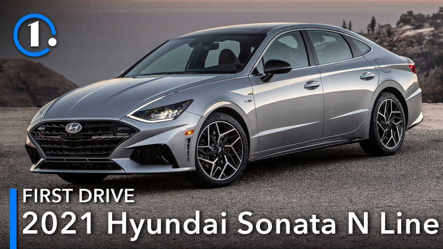 2021 Hyundai Sonata N Line First Drive: Simply The Best
