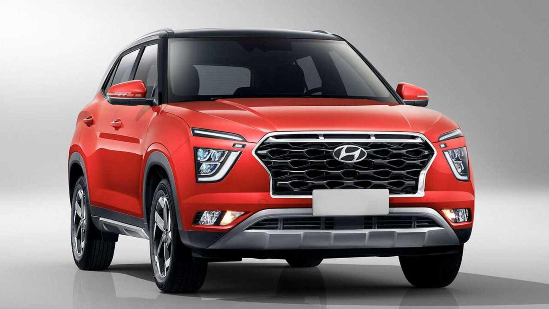 Novo Hyundai Creta 2021 Chega Ao Mexico E Fica Mais Proximo Do Brasil