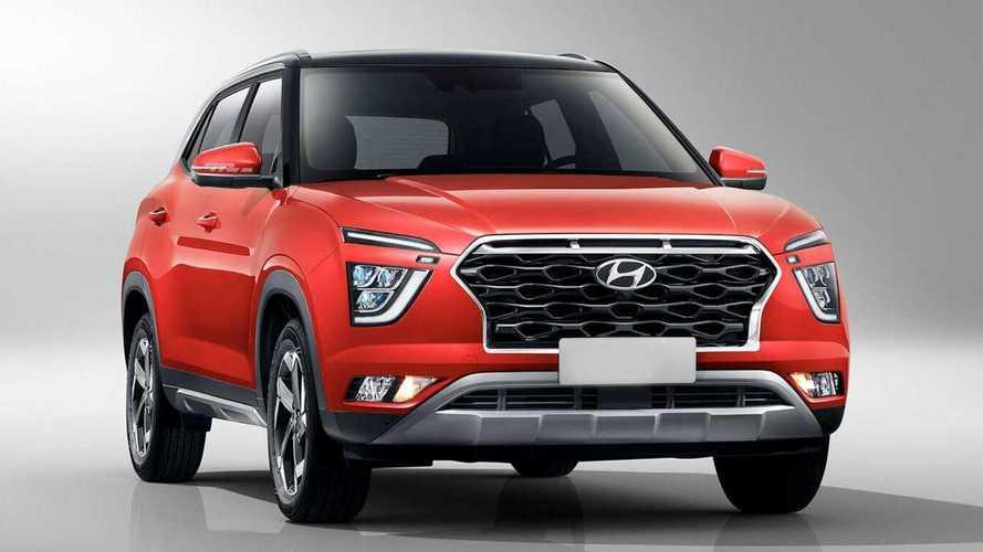 Novo Hyundai Creta 2021 chega ao México e fica mais próximo do Brasil
