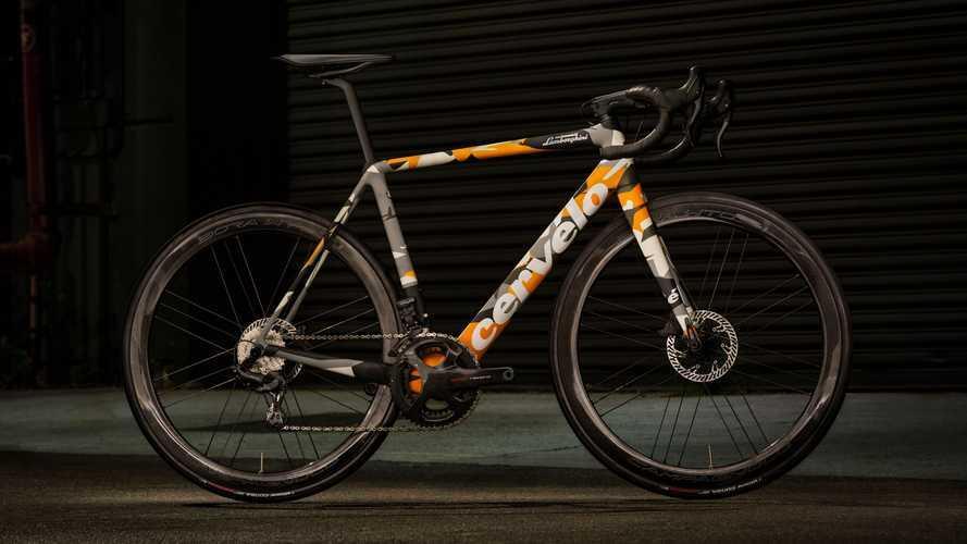Bicicleta Cervélo R5 Lamborghini Edition