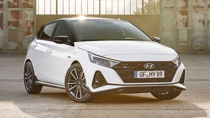 Así es el nuevo Hyundai i20 N Line 2021, con un aspecto más deportivo