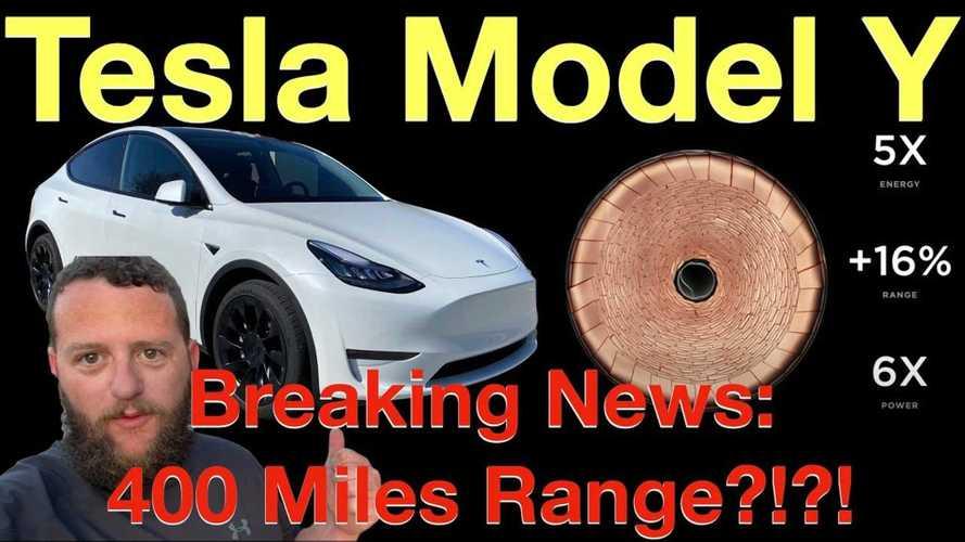 Tesla Model Y To Get 410-Mile Range Rating?
