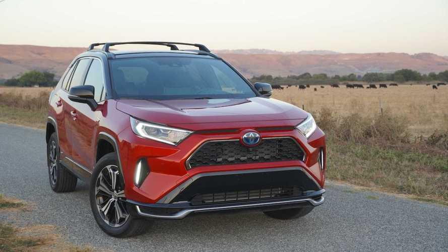 2021 Toyota RAV4 Prime Test Drive Review: It's A Winner