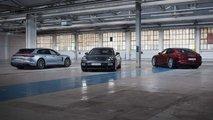 2021 Porsche Panamera Turbo S E-Hybrid, 4 E-Hybrid, And 4S