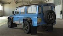 Land Rover Defender V8 by Bowler