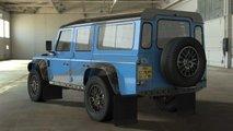 Land Rover Defender V8 by Bowler