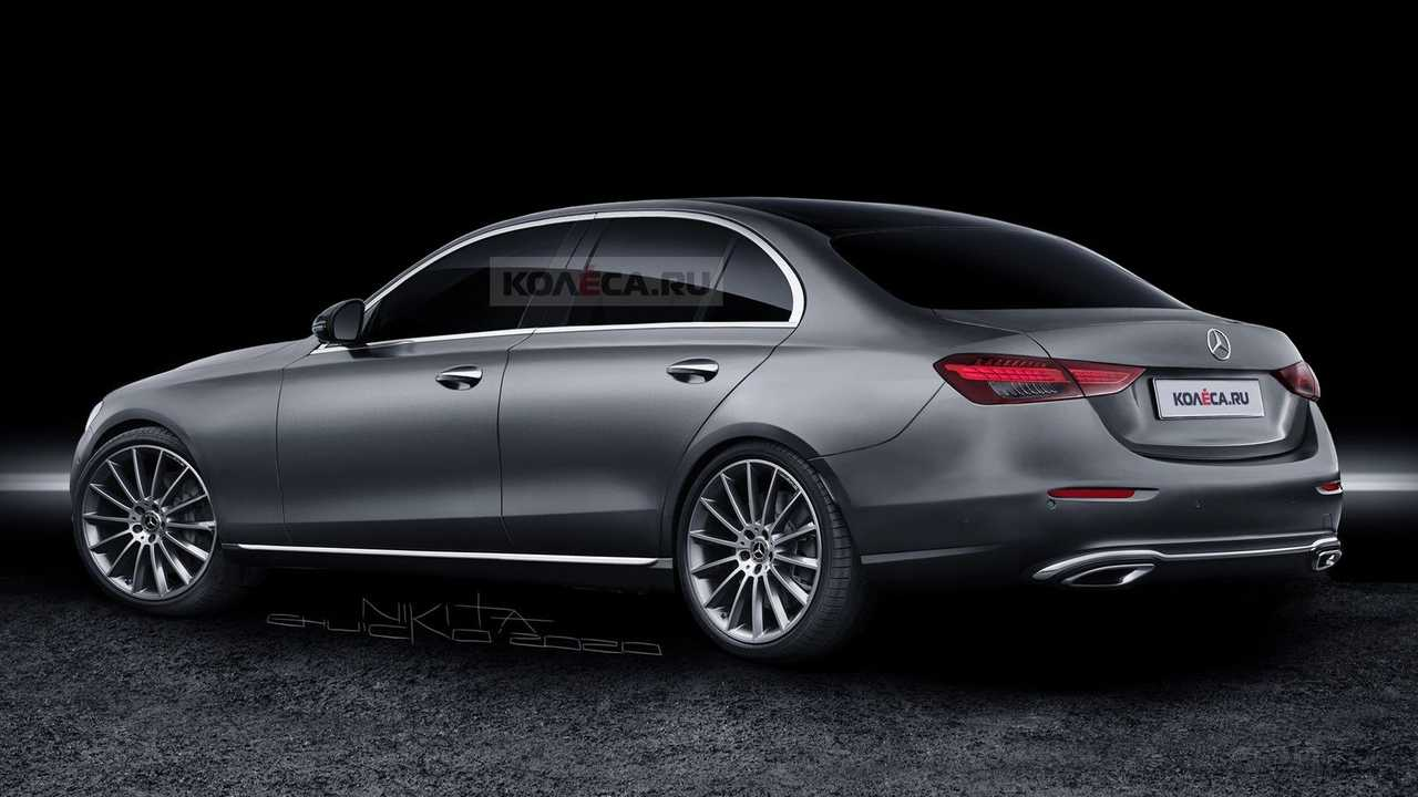 2022 Mercedes C Class Realistically Rendered After New Spy Shots
