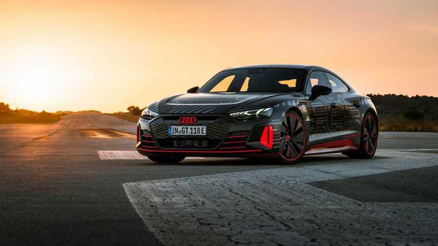 Nel futuro di Audi ci sono solo auto elettriche