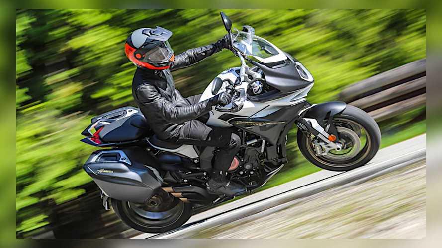 Brand New MV Agusta 950cc Adventure Bike Coming In 2023