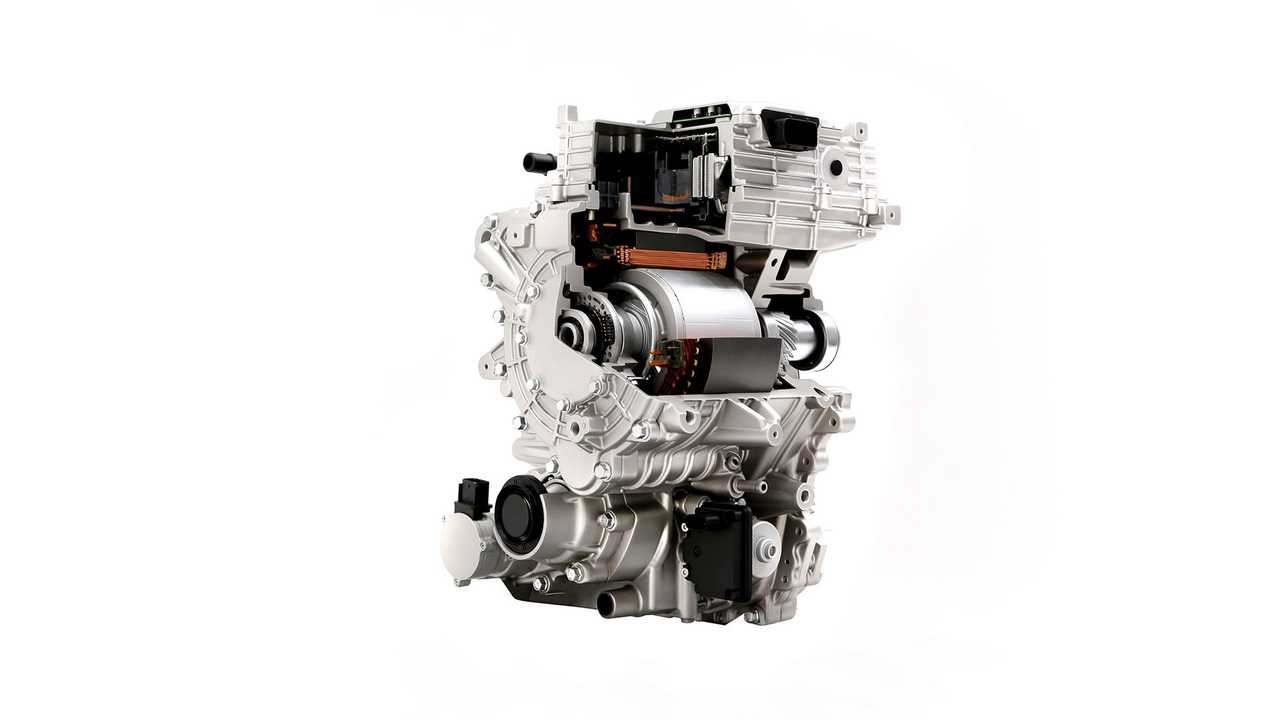E-GMP - Front Traction Motor