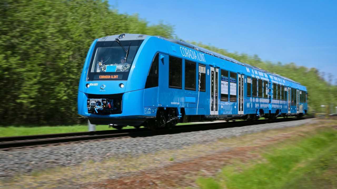 Treni a idrogeno per la Hydrogen Valley italiana