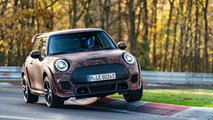 Mini John Cooper Works Electric: Der lautlose Hot Hatch kommt