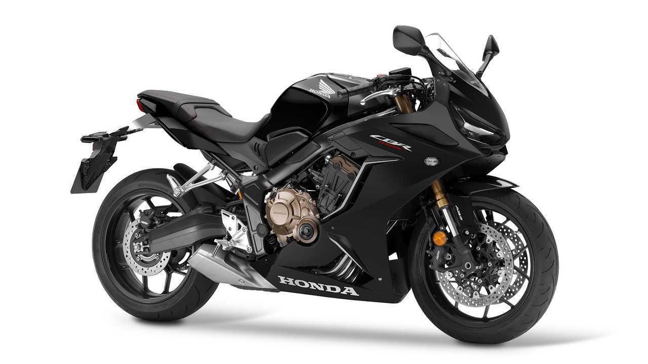 2021 Honda CBR650R