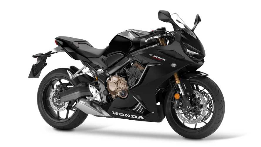 BS6 Honda CBR650R Coming To India Soon