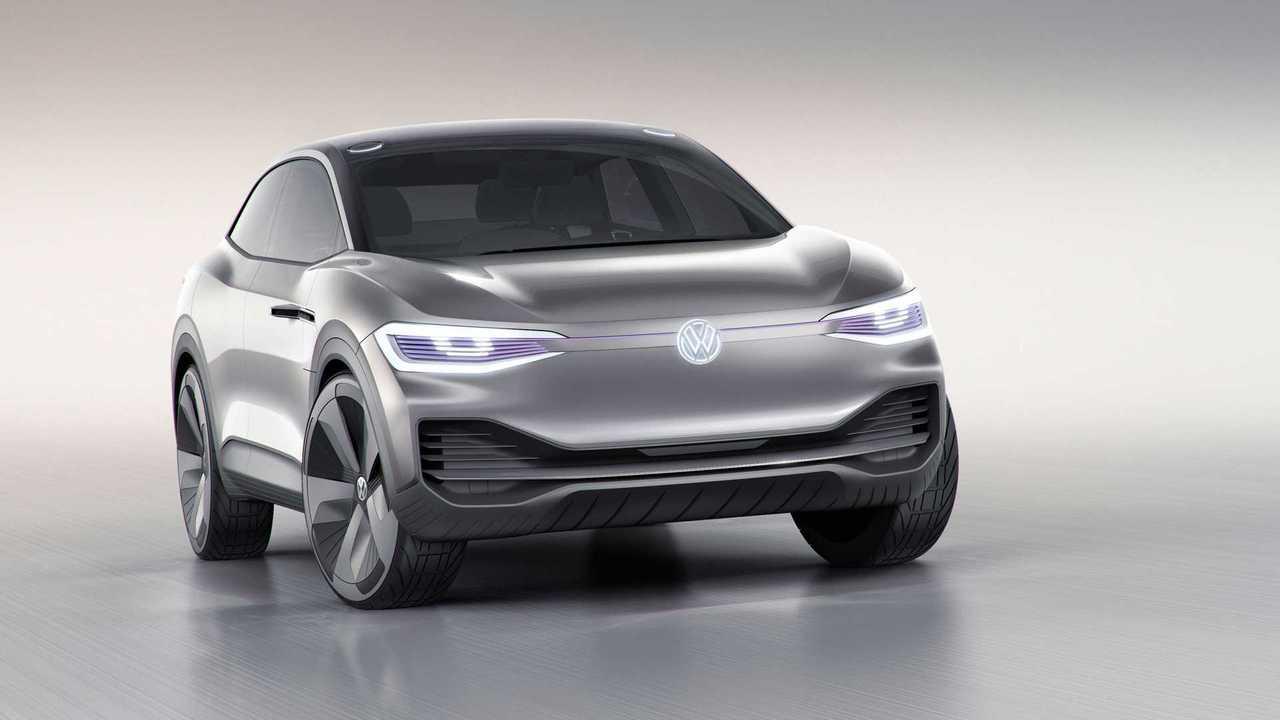Slideshow Volkswagen ID, i piani per l'elettrico