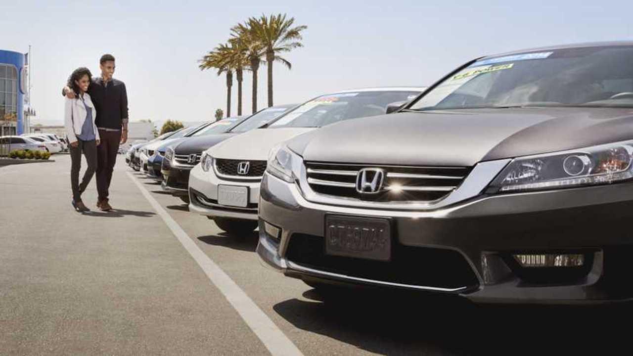 Honda Used Cars Program