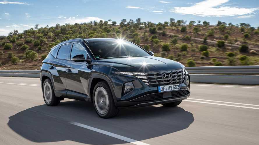Yeni 2021 Hyundai Tucson'un tüm teknik özellikleri belli oldu!