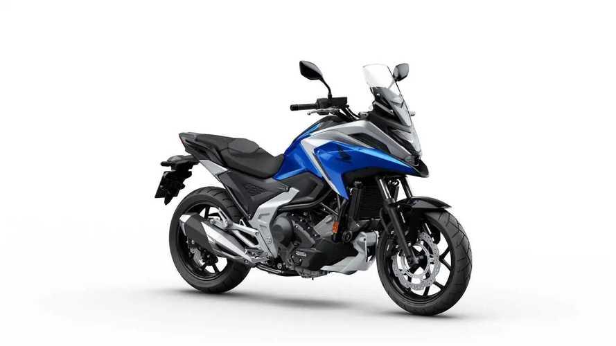 2021 Honda NC750X ve X-ADV