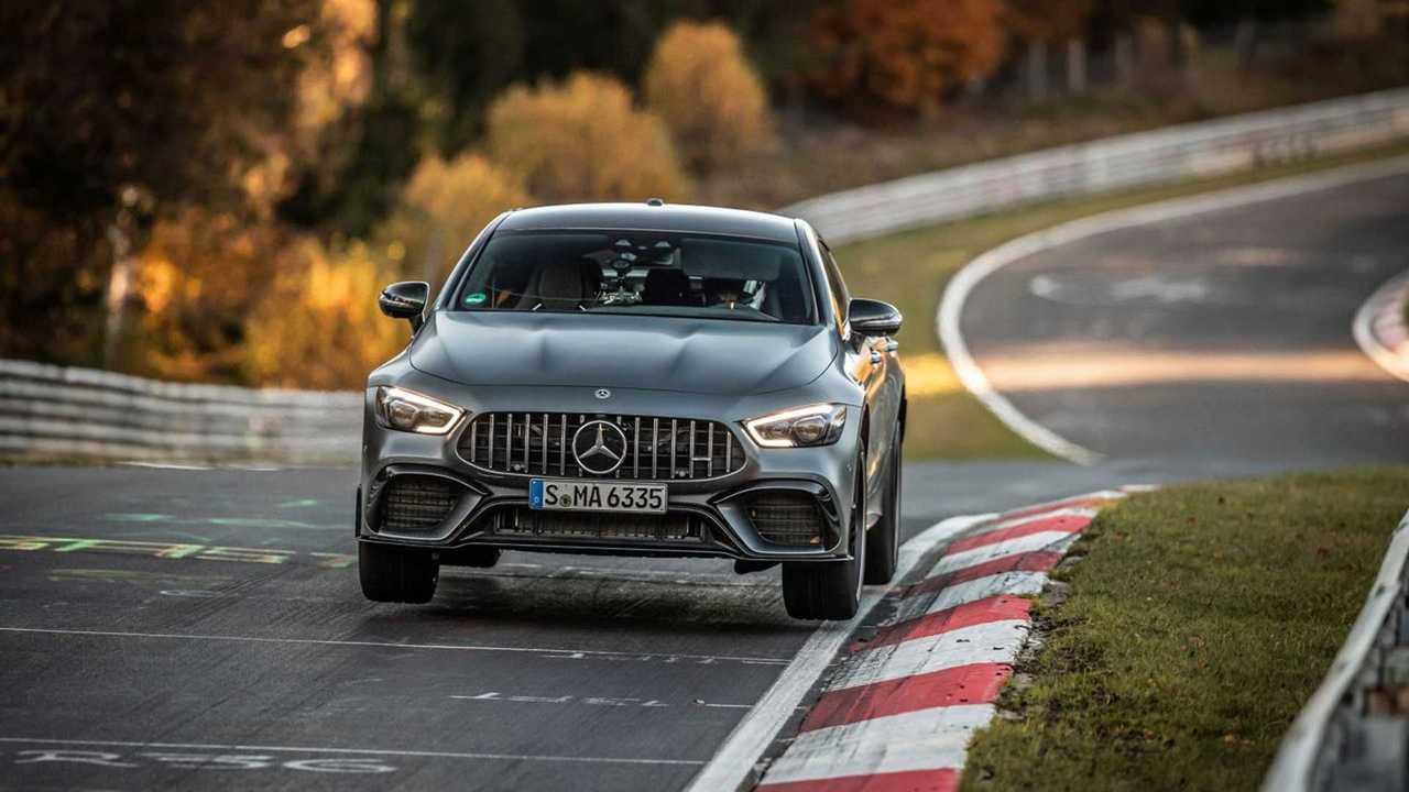 Mercedes-AMG GT 63 S 4-Türer (2020) mit Nordschleifen-Rekord
