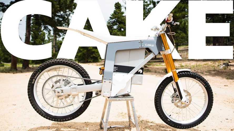 Here's What Riding The CAKE Kalk OR Off-Road Is Like