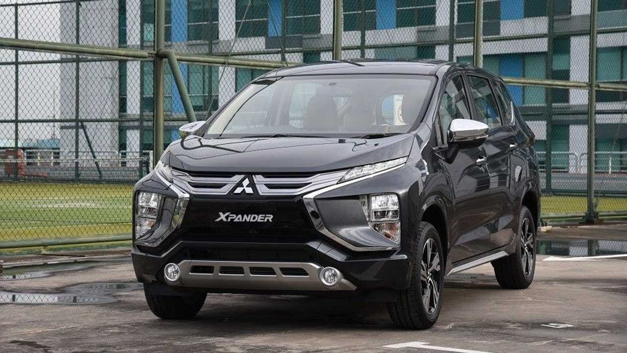 Xpander masih jadi andalan Mitsubishi.