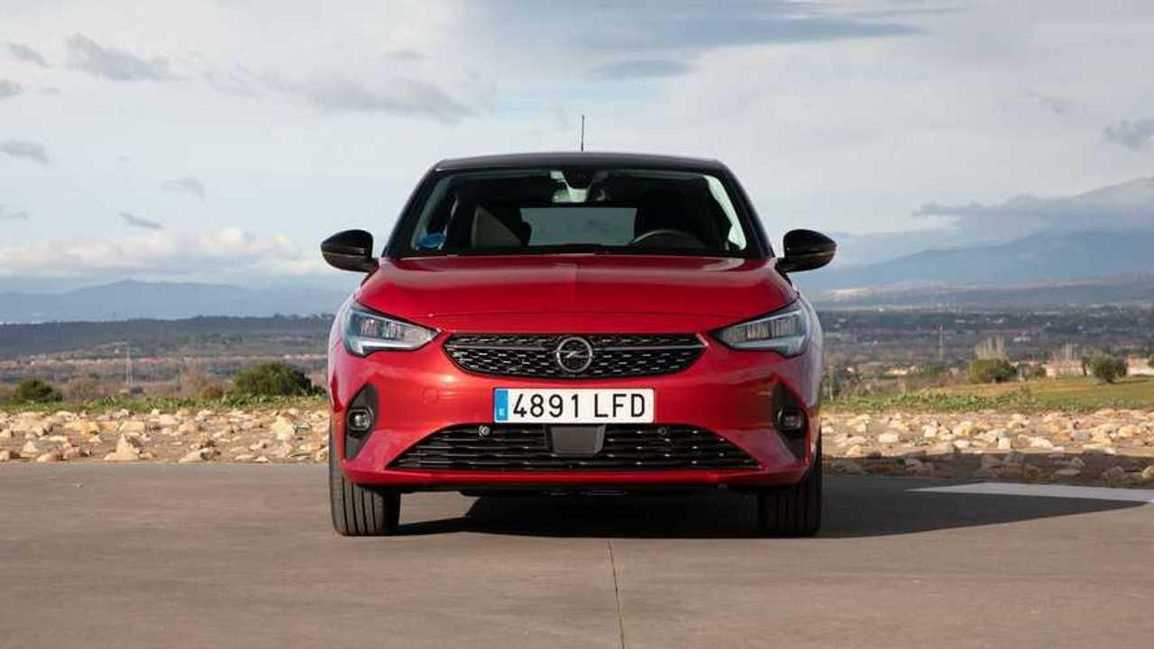 Gama eléctrica de Opel