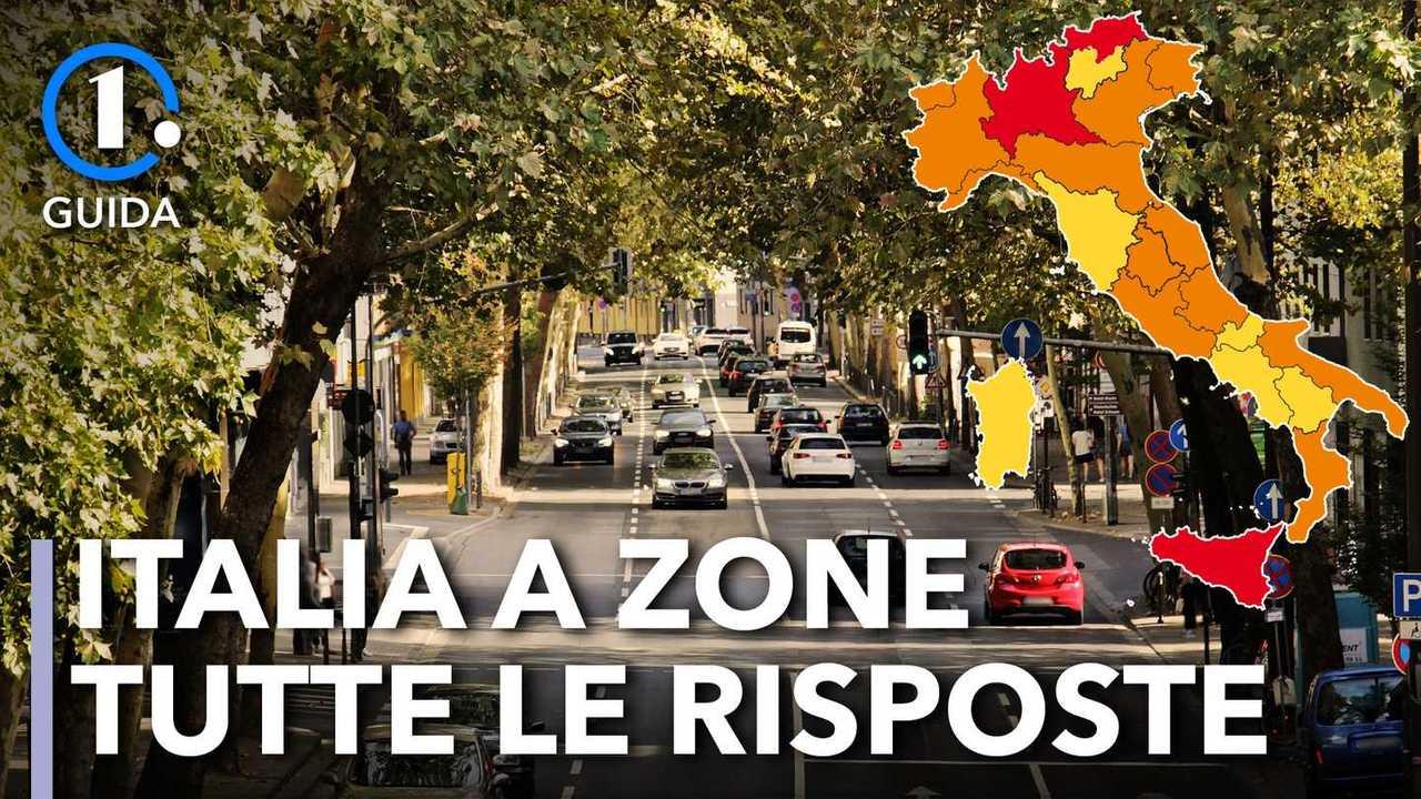 Italia a zone 2021