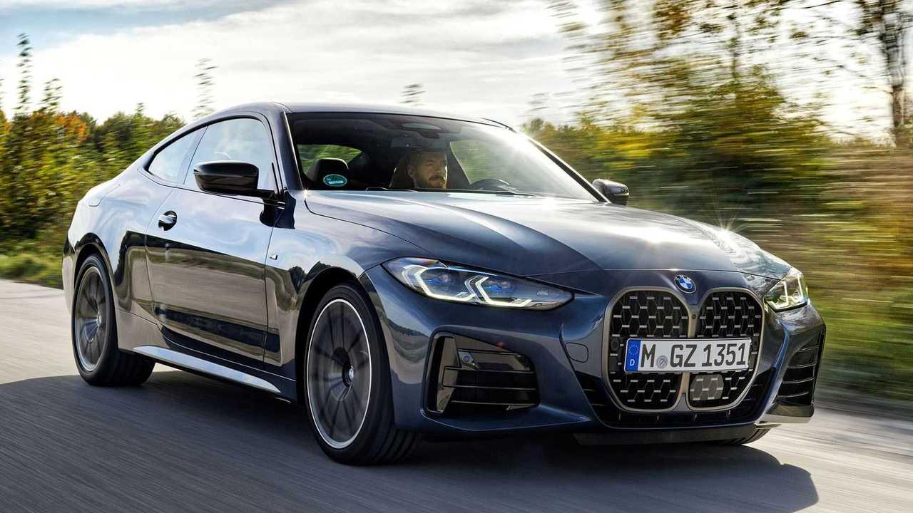 BMW 4er Coupé (2021) im Test