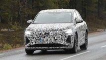 Audi Q4 e-tron, le foto spia