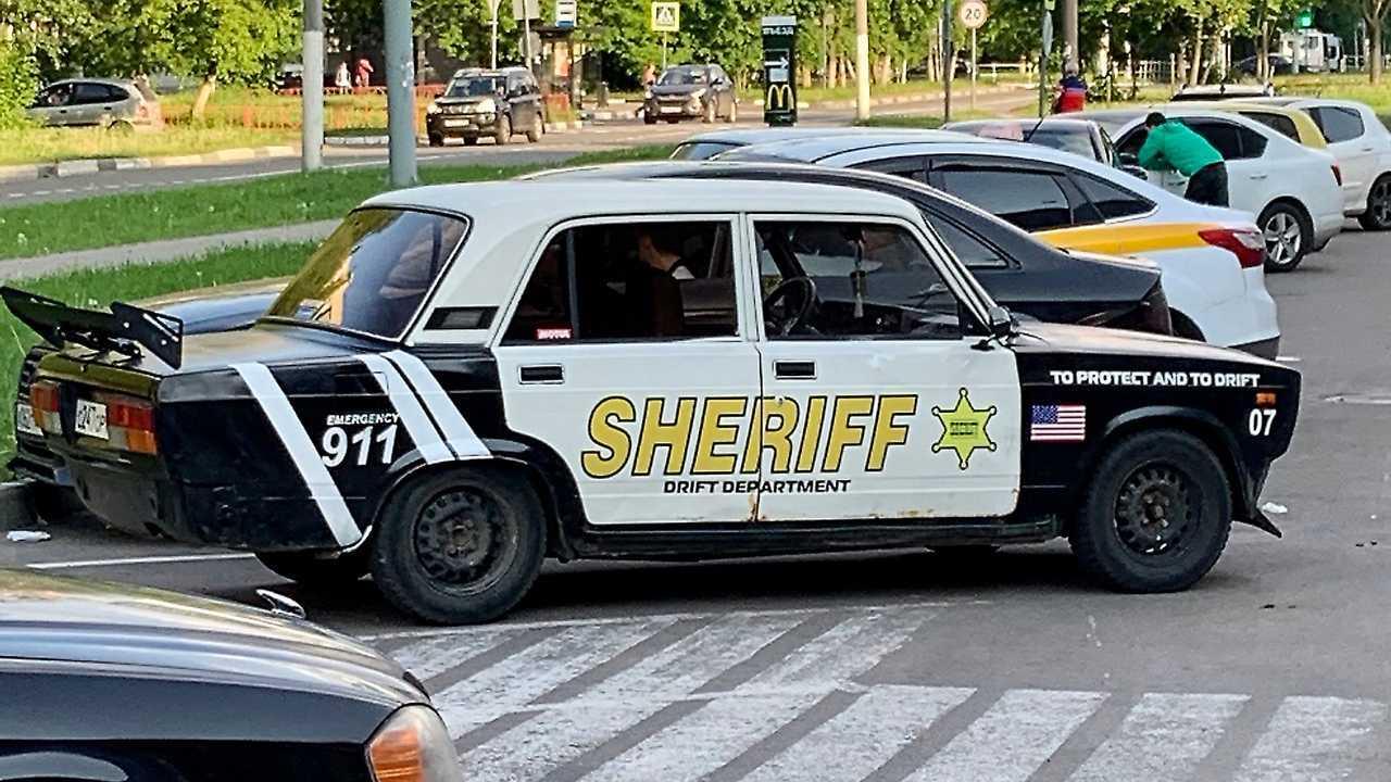«Шериф дрифта»