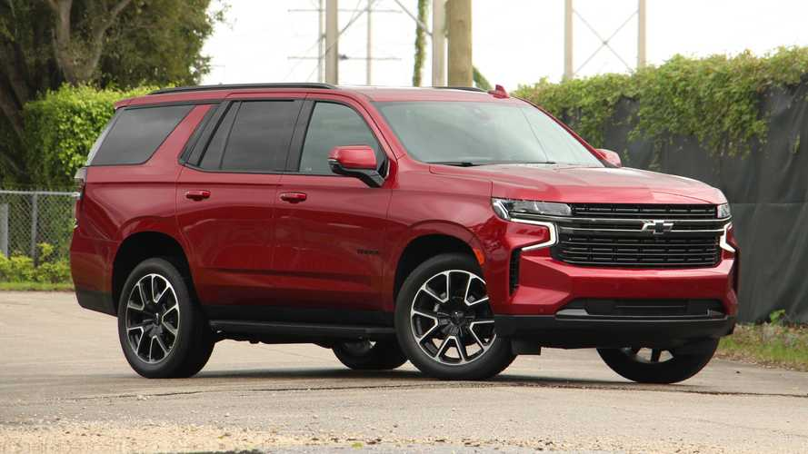 2021 Chevrolet Tahoe RST: Review