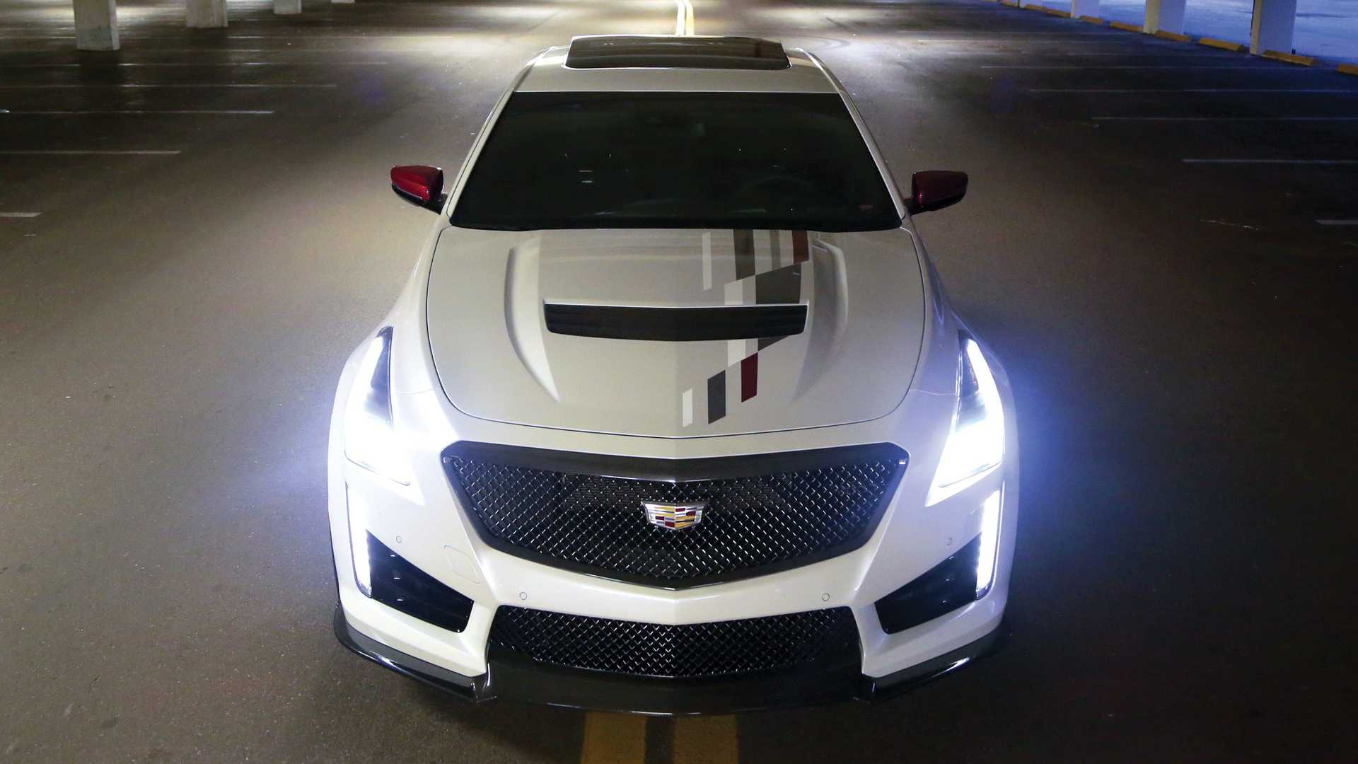 Enter Now To Win This Ultra-Rare 200-MPH Cadillac CTS-V Championship Edition