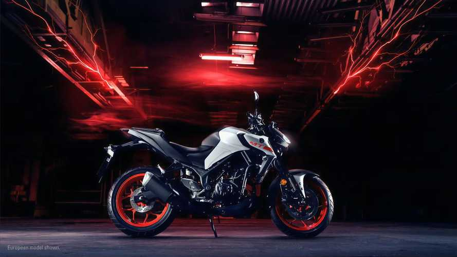 Yamaha Rolls Out MT-25 In Indonesian Market