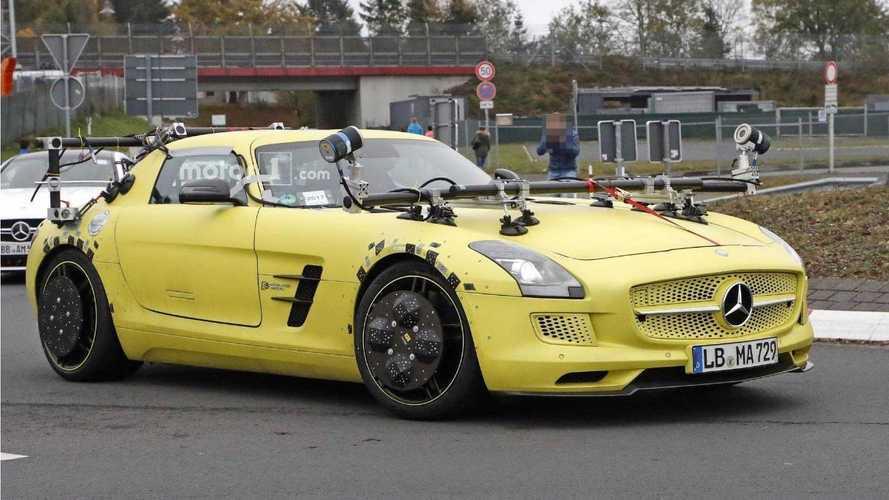 Mercedes ha in mente un'elettrica ad altissime prestazioni, sarà una AMG?