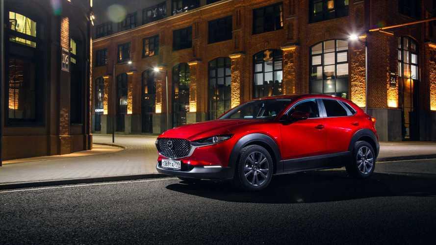 Mazda CX-30 для России: есть первая цена и список комплектаций