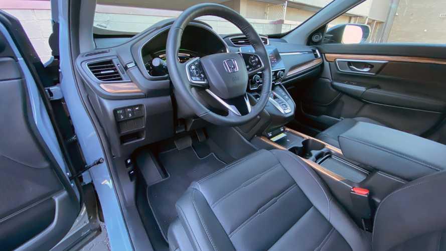 2020 Honda CR-V Hybrid Touring im Test