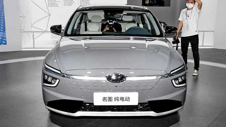 Hyundai Mistra EV